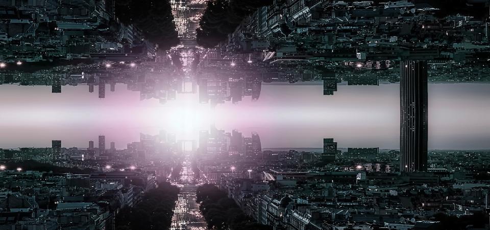 Cientistas encontram evidências de um universo paralelo.