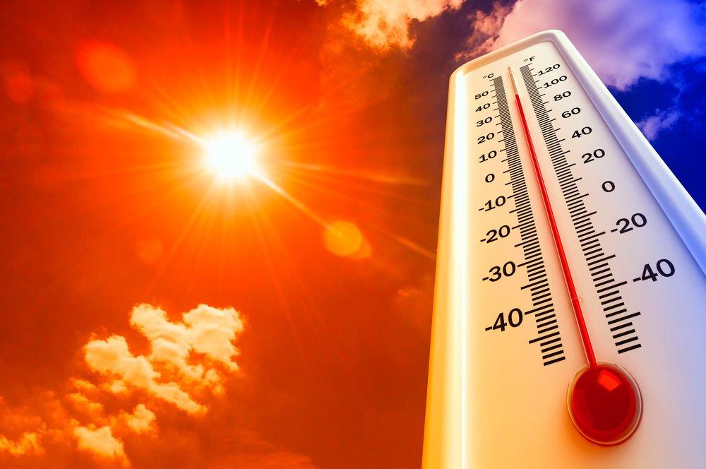 54° C: Este calor no planeta não acontecia há mais de 100 anos.