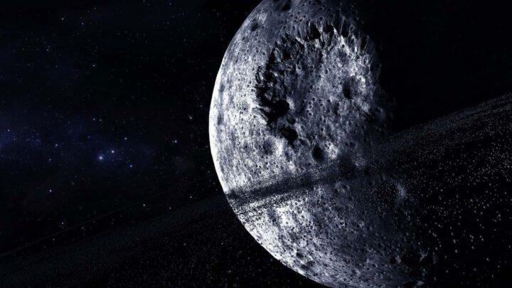 Existe um pedaço de nossa lua atrás de Marte?